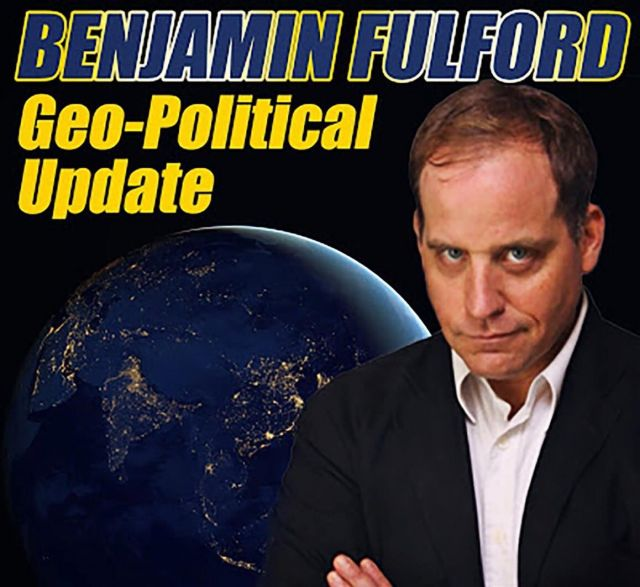 Benjamin Fulford: The Timeline of The World's Future Will Be Chosen This Week