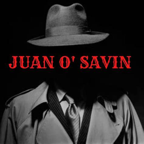 Juan O' Savin's Most Epic Reveal Will Blow You Away and Leave You Uplifted - Via Chembuster