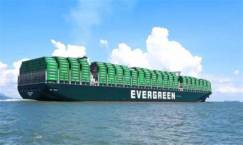 The Real Story Behind the Evergreen Massive Container Ship Called the Ever Given