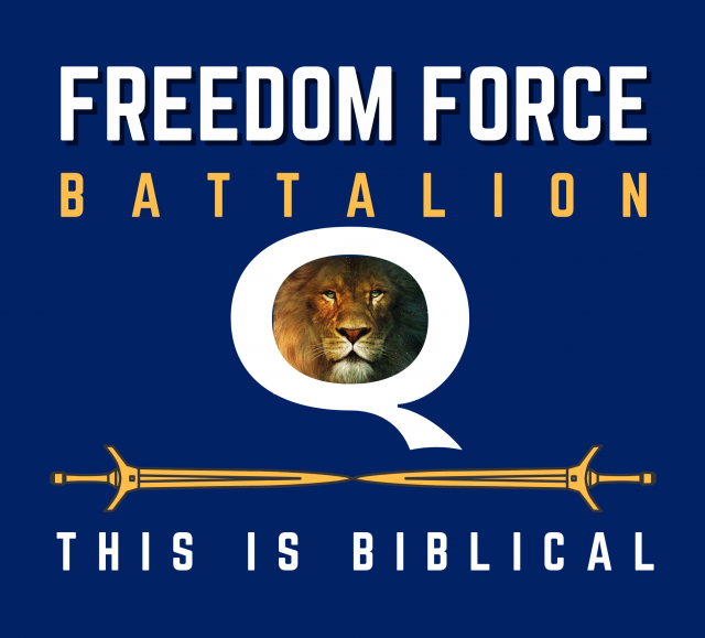 New Freedom Force Battalion: Checkmate, Military Intel April Showers, Harvest, Comms from Scavino & Pompeo
