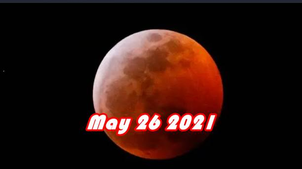 MAY 26 2021 Strikes The Ominous Omen, Will Something Big Happen Judgment Day, Rapture