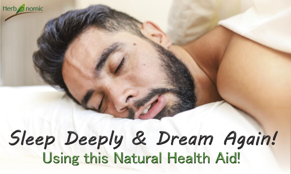 Better sleep is the key to VITALITY! Try this Natural Supplement